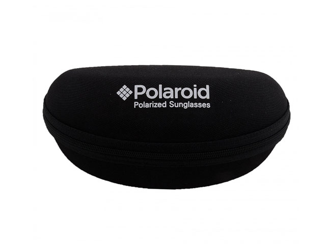 Polaroid Sport shockproof sunglasses case with memory foam to hold 3 pairs large size for replacement