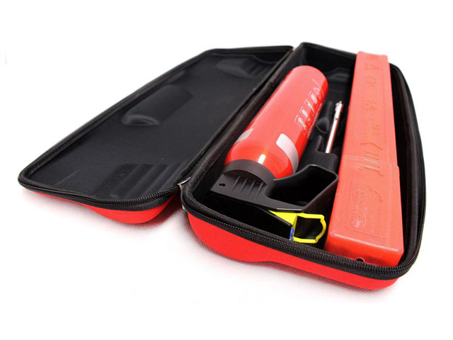 Hard Shell EVA auto emergency tool kit set case for Road Assistance large volume custom shaped 2 colors available