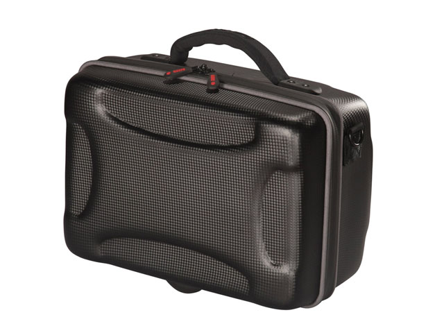 Portable padded tool case for Gator Heavy duty Molded EVA with carbon fiber coated and Diced Foam interior