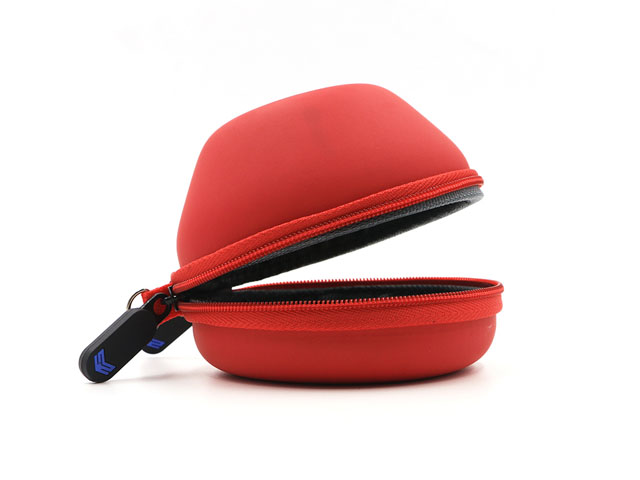 Wireless mouse case pouch thermal forming EVA for 3Dconnexion SpaceNavigator & SpaceMouse by SABER