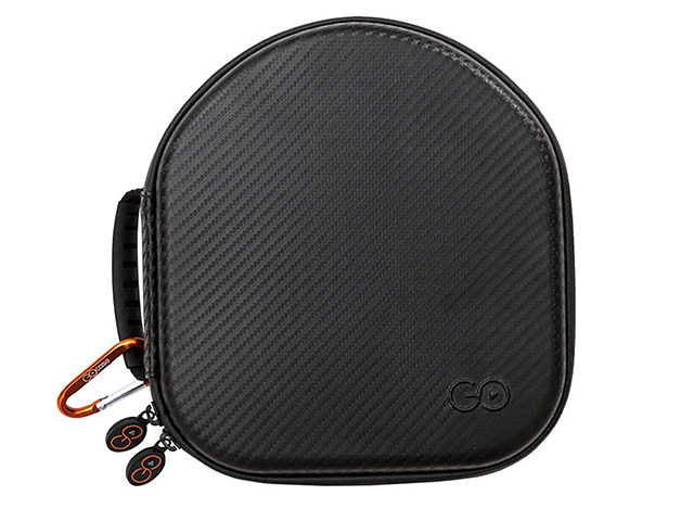 Custom pattern leather headphone case suit for Parrot Zik and Beoplay H6