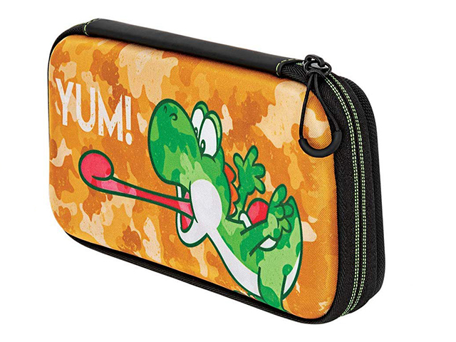 Cute new 3ds carry case for Console and Games with heat sublimation camouflage pattern