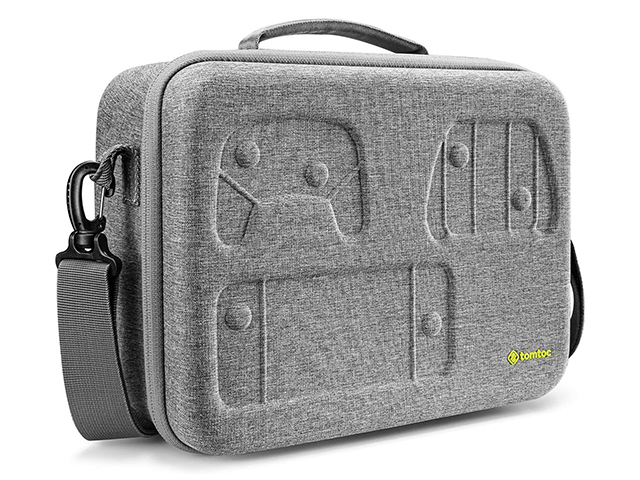 Best 3ds xl carrying case light grey should bag design with multi-layer protection