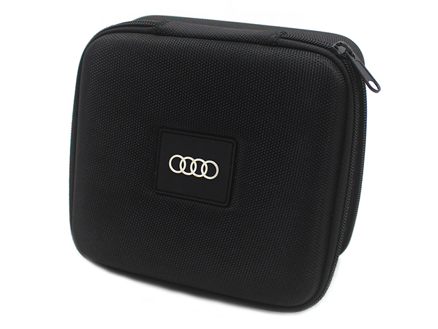 Heavy duty EVA Promotinal Case for AUDI with flocking EVA insert and foam protector
